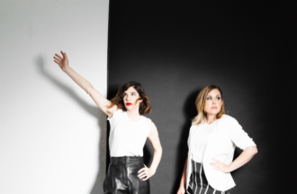 "Sleater-Kinney share new single ""Can I Go On"""