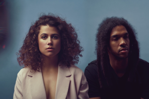 "Electric Youth, are vocalist, Bronwyn Griffin and multi-instrumentalist, Austin Garrick. The duo have shared their new single, ""ARAWA"""