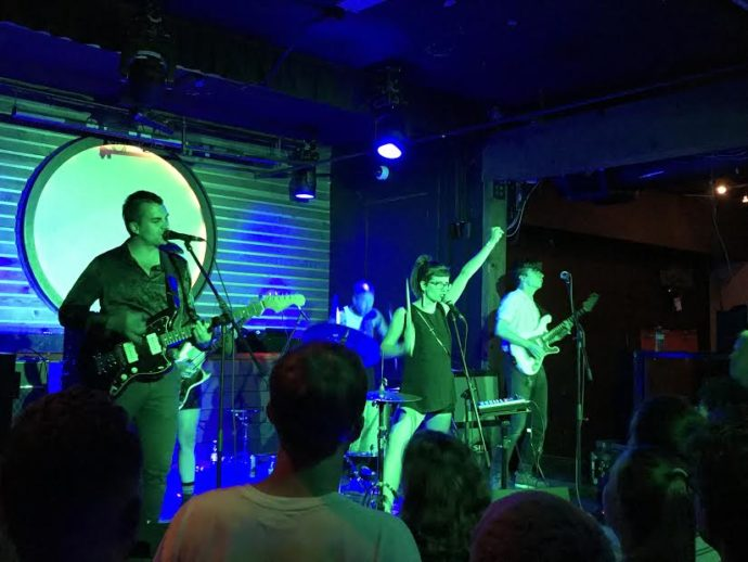 Bodega live in Vancouver, review by Martin Alldred