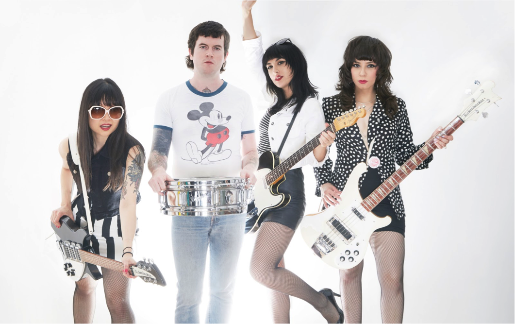 """Northern Transmissions' 'Song of the Day' is """"Nowhere Fast"""" by Baby Shakes"""
