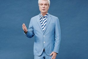 David Byrne Launches Online Magazine