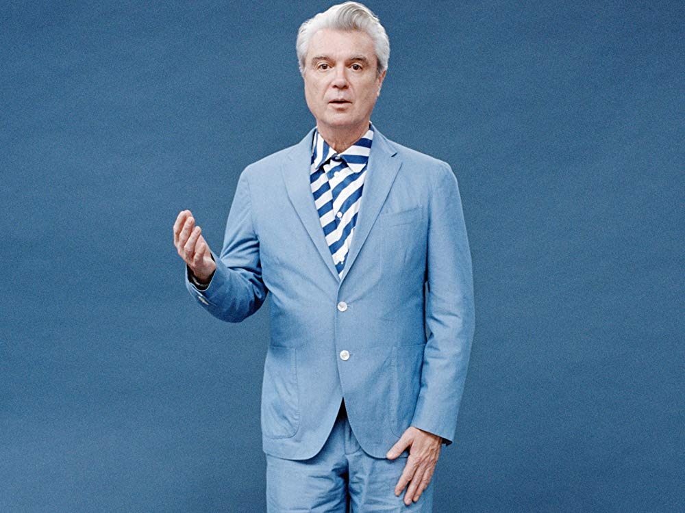 David Byrne announced Reasons to be Cheerful, an online magazine focused on solutions-oriented stories about problems being solved all over the world