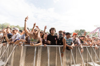 Dave MacIntyre Higlights of day one and Two of Osheaga 2019 from Montreal, including performances by Interpol, Joji, Young Thug, Chemical Brothers and more