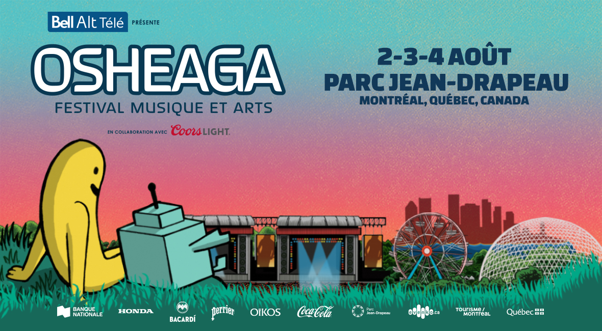 If you're going to Osheaga 2019 in Montreal this weekend, here are five up and coming artists you need to watch, including Joji, Boy Pablo, and Tierra Whack