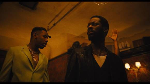 """GoldLink has shares a new video for """"U Say"""" featuring Tyler, The Creator and Jay Prince, the track is off his current release Diaspora"""