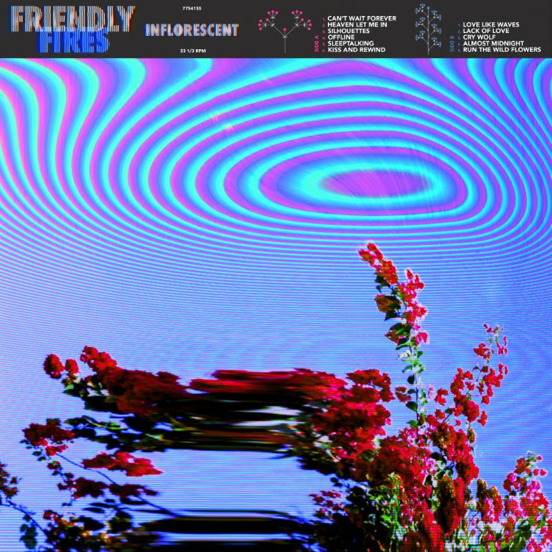 Inflorescent by Friendly Fires album review for Northern Transmissions by Adam Williams
