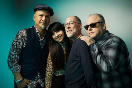 "Pixies have released a new video for ""Catfish Kate."" The track is off the band's forthcoming Tom Dalgety produced Beneath The Eyrie, out September 13th."