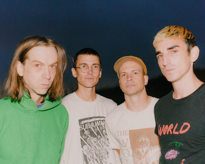 """DIIV has released their latest single """"Taker."""" The track is off off their forthcoming full-length release Deceiver, out October 4th, via Captured Tracks"""