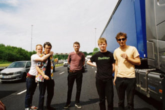 UK band Squid release their Dan Carey-produced EP Town Centre on 9/6 via Speedy Wunderground. Adam Fink caught up with drummer Oliie Judge