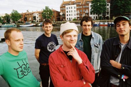 "UK band Squid share new single ""Match Bet"""