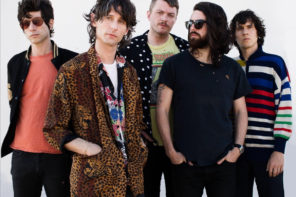 """CRX have released their new single """"Get Close,"""" the track is off the Nick Valensi (The Strokes) fronted band's forthcoming release 'Peek'"""