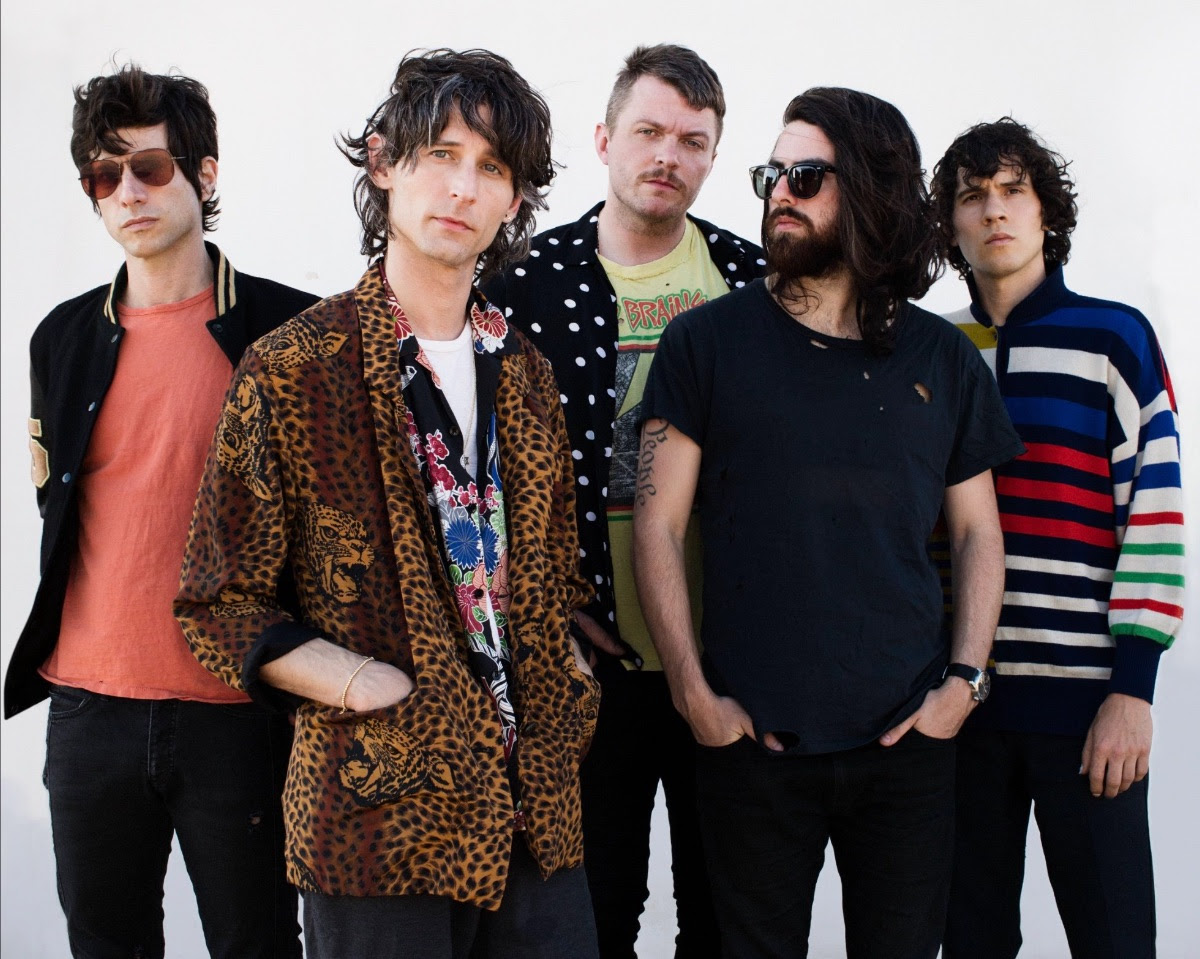 "CRX have released their new single ""Get Close,"" the track is off the Nick Valensi (The Strokes) fronted band's forthcoming release 'Peek'"