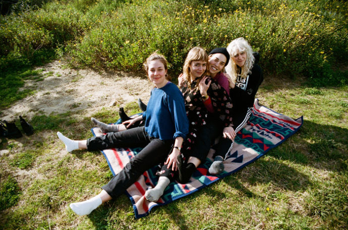 Chastity Belt have new album, Chastity Belt will come out on September 20th via Hardly Art records, and Milk! records in Australia and New Zealand