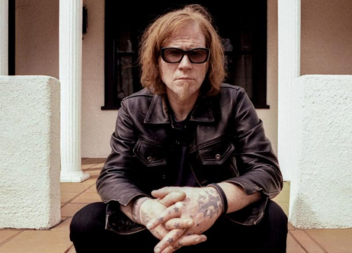 "Mark Lanegan releases new visualizer for ""Night Flight To Kabul"""