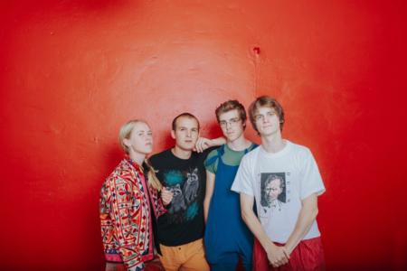 Norwegian quartet Pom Poko today share new track Leg Day