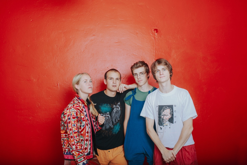 Norwegian quartet Pom Poko today share new track Leg Day