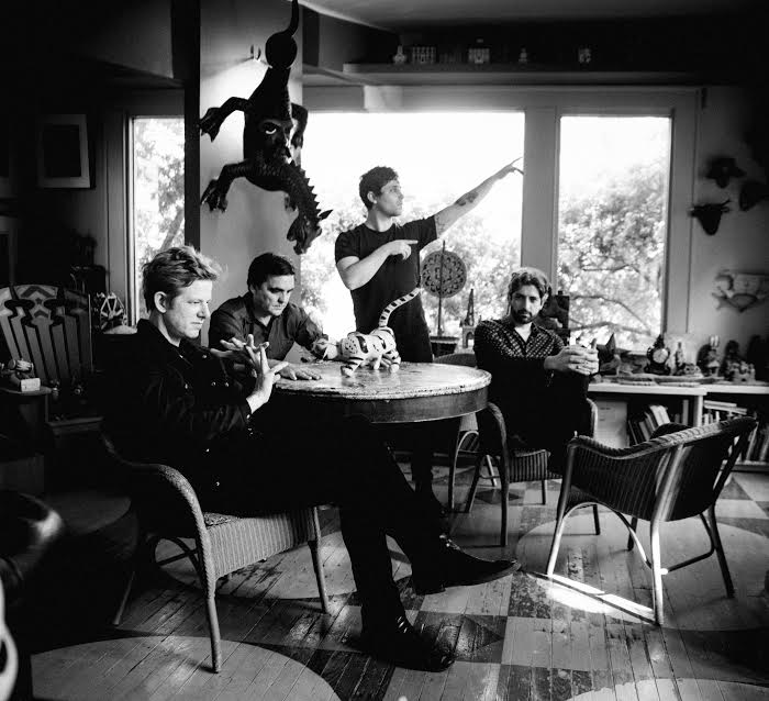 """Spoon, have reissued """"Shake It Off,"""" originally a b-side from their 1998 full-length A Series Of Sneaks, the track was recently made the b-side of the 7"""""""