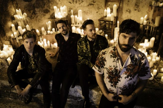 "Foals debut the music video for ""The Runner,"""