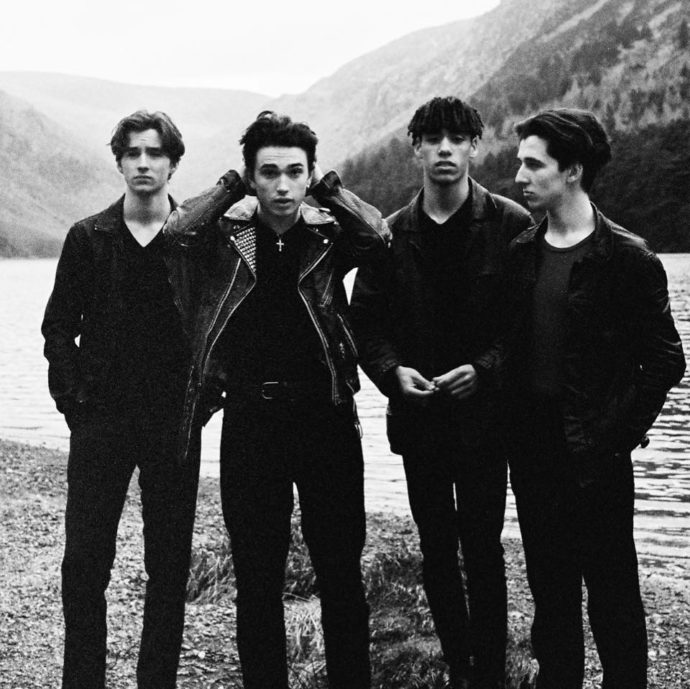 Inhaler Are Making Music They Love. Adam Fink caught up with the Irish band's singer/guitarist Elijah Hewson, and taled about, what else? Great Music!