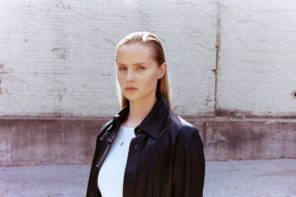 "Charlotte Day Wilson has shared her new single ""Mountains."""