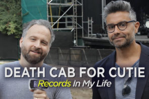Death Cab For Cutie 'Records In My Life'