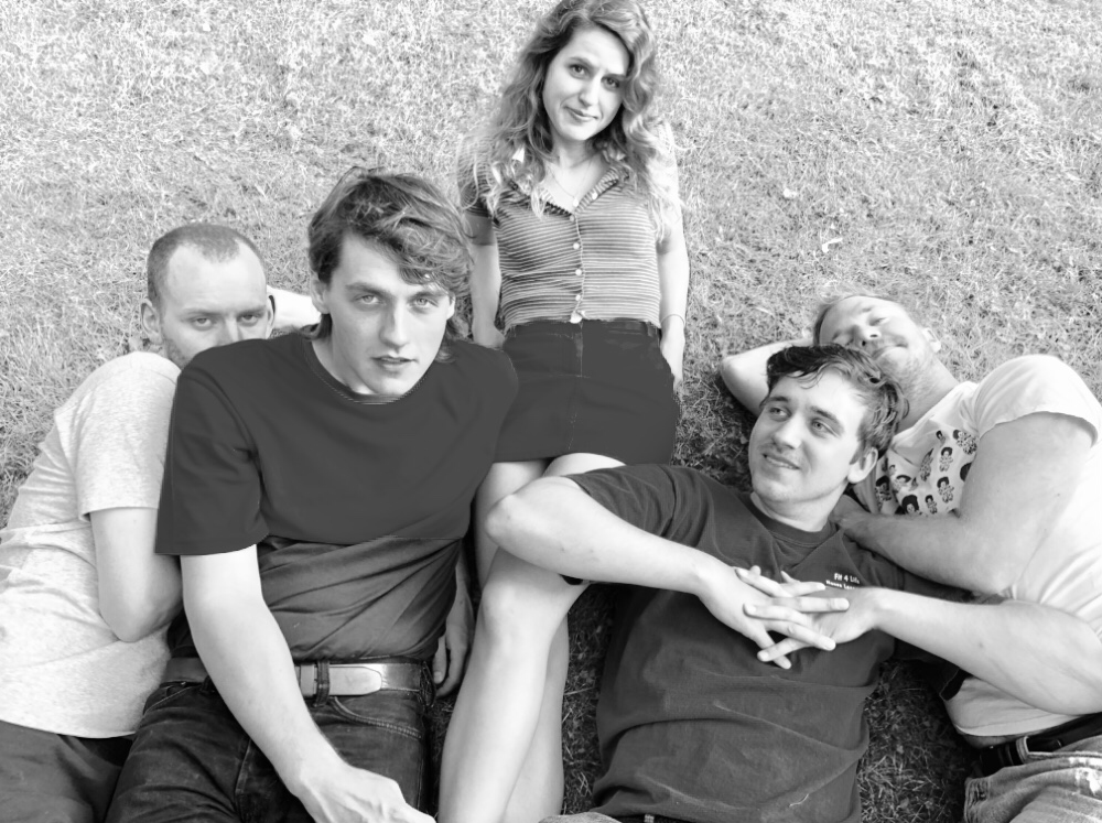 Nutrients began as a recording project in a basement in Montreal. After years of compiling songs, vocalist Taylor Teeple relocated to Toronto