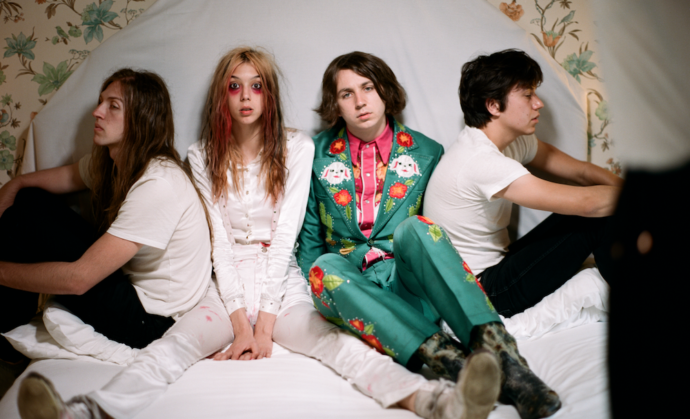 Devouring You with Starcrawler: Adam Fink interviews Starcrawler singer Arrow DeWilde. The Los Angeles band's New Lp 'Devour' comes out October 8th