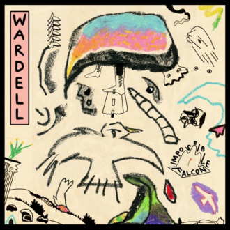 'Impossible Falcon' by Wardell, album review for Northern Transmissions by Adam Fink