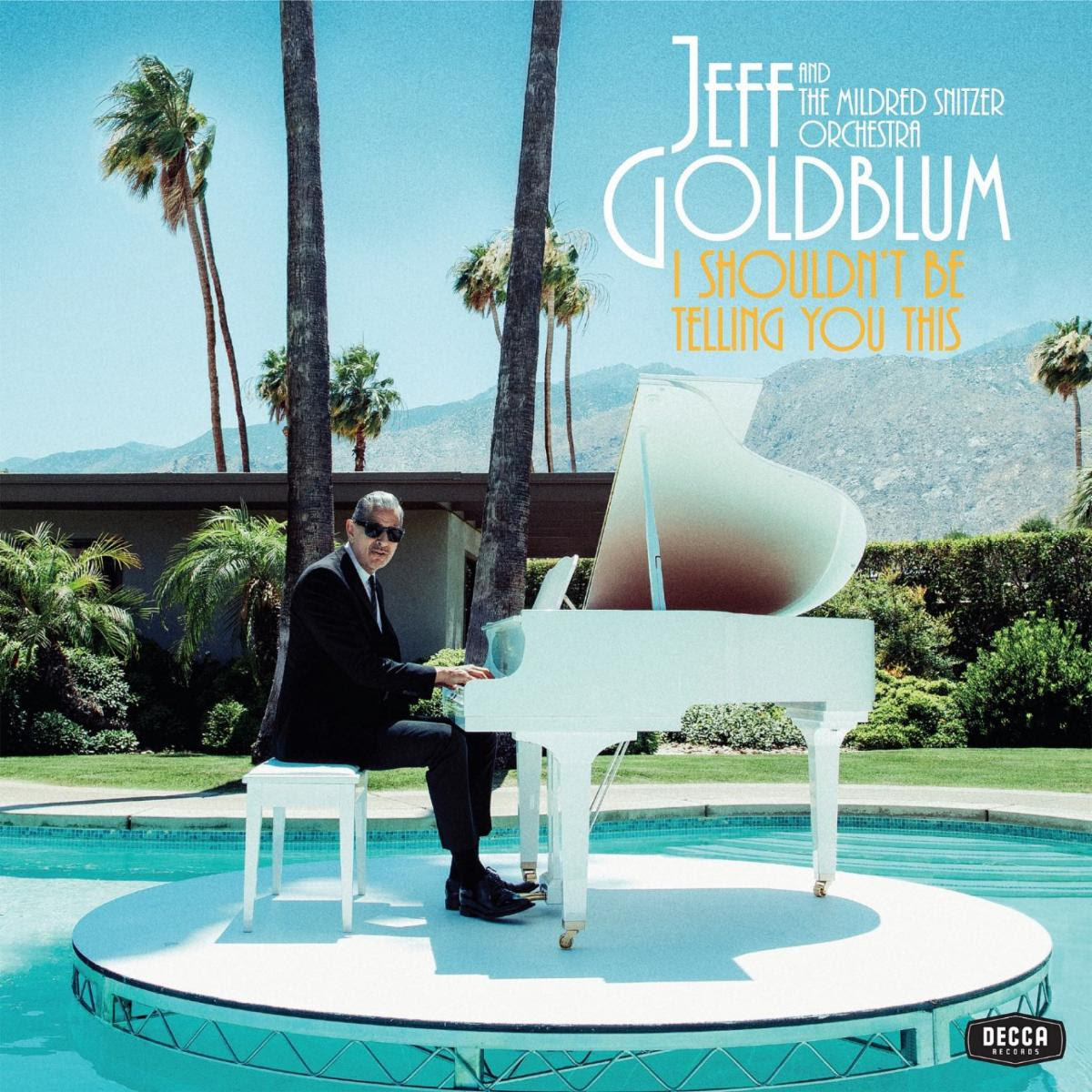 "Jeff Goldblum collaborates with Sharon Van Etten on ""Let's Face The Music and Dance"""