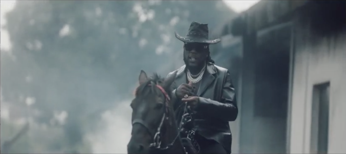 """Burna Boy has shared a new video in honor of Nigerian Independence Day, October 1st. """"Another Story"""""""