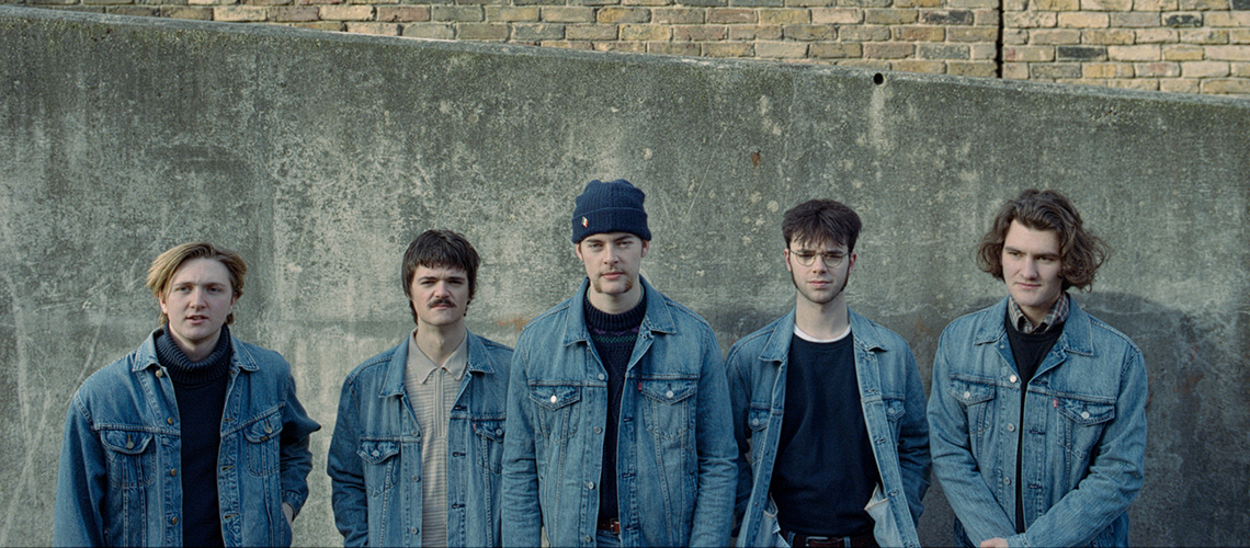 """UK band FEET debut their new music video for """"Petty Thieving,"""""""