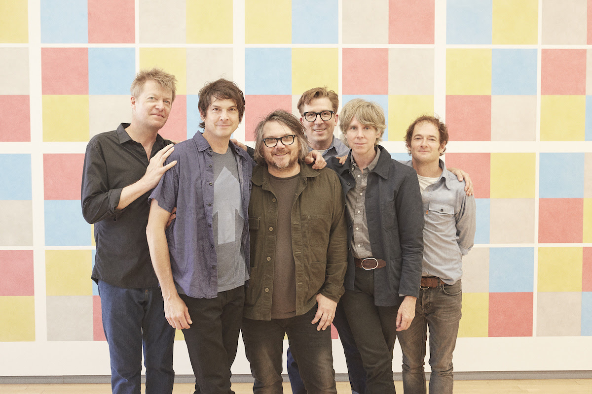 "Wilco have shared their new video/single, ""Everyone Hides"""