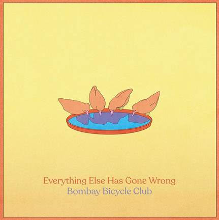 Bombay Bicycle Club Share Details Of New LP 'Everything Else Has Gone Wrong'