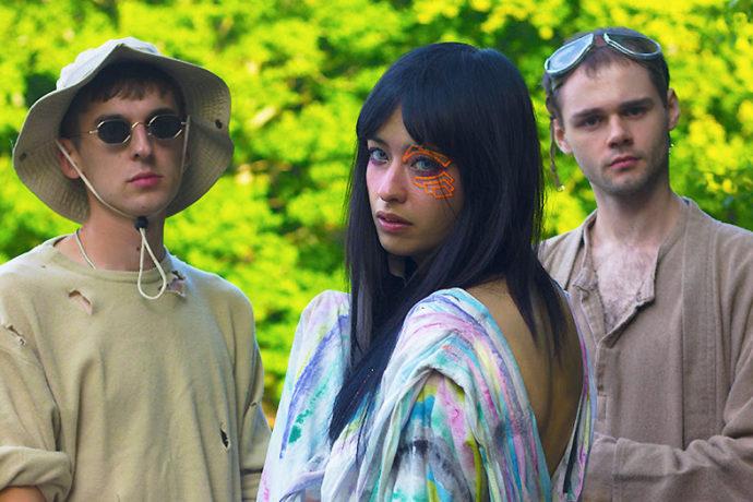 London, England art-pop band Kero Kero Bonito have surprised fans with a new EP titled Civilisation I