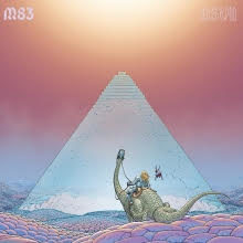 """DSVII"" by M83, album review by Dave Macintyre for Northern Transmissions"
