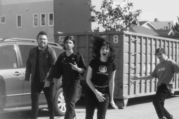 """Kills Birds, have released a new video for """"Volcano"""""""