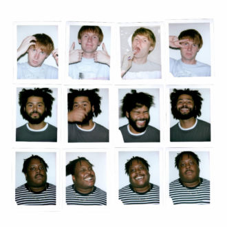 Injury Reserve have collaborated with JPEGMAFIA and Code Orange