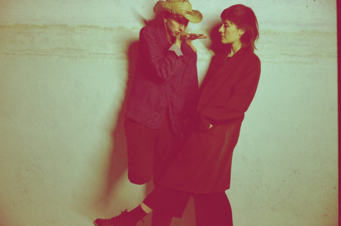 "Cate Le Bon and Bradford Cox announce ""Myths 004,"""