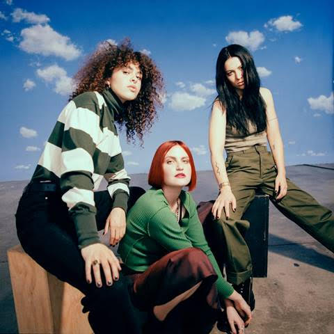 Album review of Saves The World by Muna review by Northern Transmissions