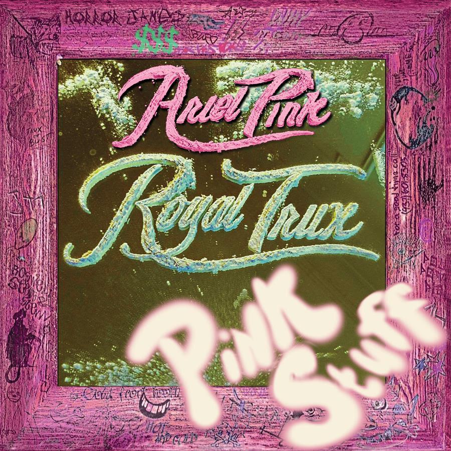 Royal Trux & Ariel Pink Stream New EP 'Pink Stuff'