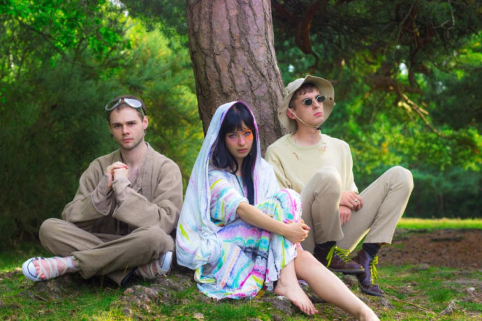 """Kero Kero Bonito have released a new video for """"When The Fires Come"""""""