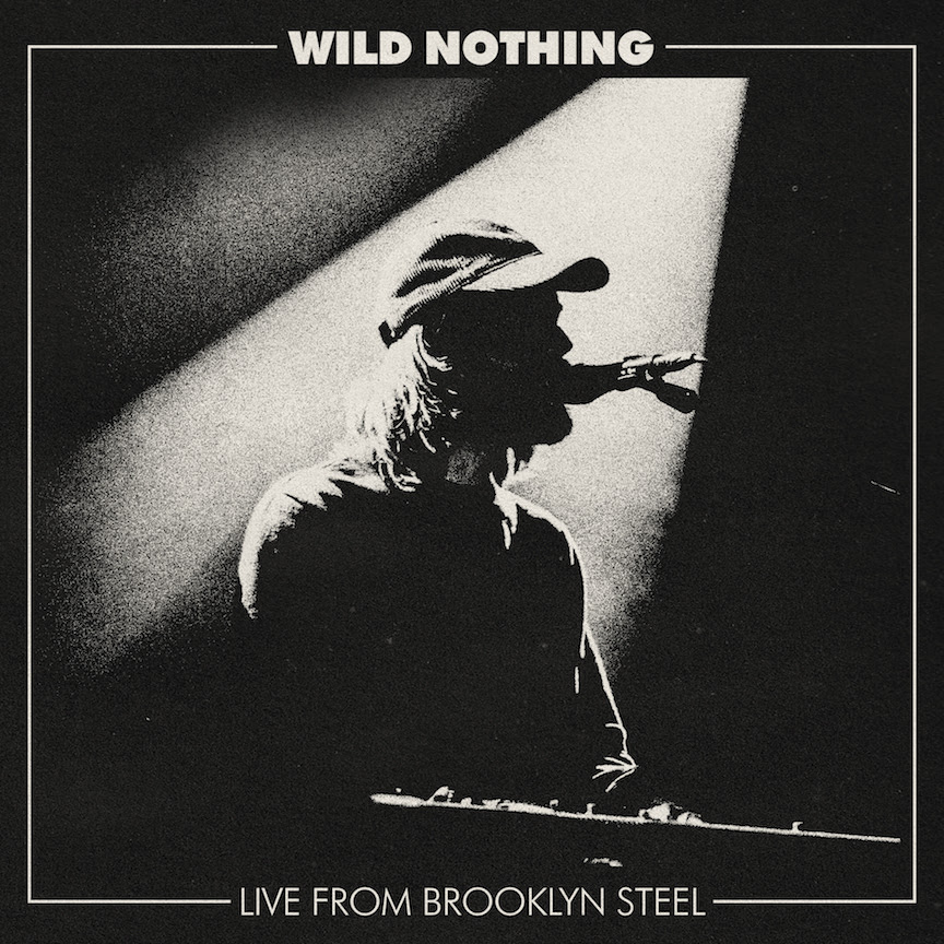 Wild Nothing announces new live album 'Live From Brooklyn Steel'