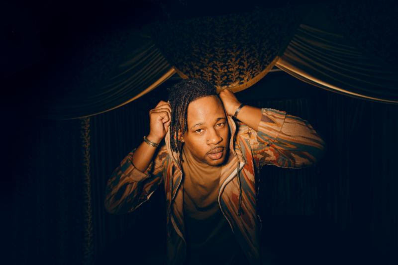 """Open Mike Eagle shares a new song. """"The Edge of New Clothes"""""""