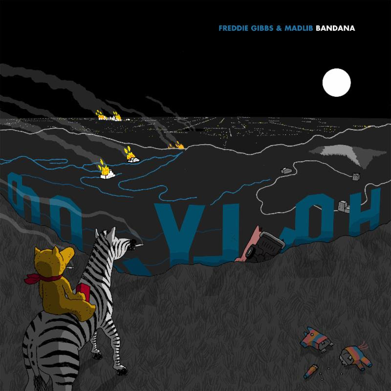 "Freddie Gibbs and Madlib Share New Visual for ""Half Manne Half Cocaine"