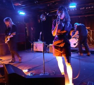 Leslie Chu reviews Bleached with Dude York and Necking, October 8th show in Vancouver, British Columbia at the Biltmore Cabaret