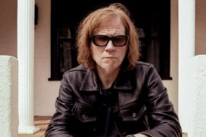 Mark Lanegan Is Not Taking The Easy Ride