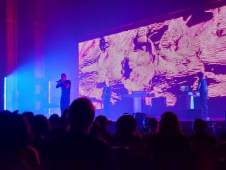 Thom Yorke live in Vancouver October 21st show review