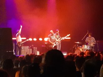 Review: Built To Spill Live In Vancouver. Leslie Chu reviews the Boise Idaho's October 27th show in Vancouver, with guests Otis and Oruara