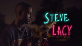 "Steve Lacy has released a new video for ""Playground."""
