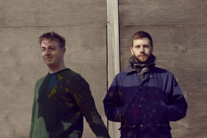 "Mount Kimbie ""You Look Certain (I'm Not Sure)"" featuring Andrea Balency"